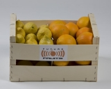 Mixta Naranjas - Limones 15 Kg